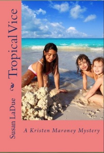 Tropical Vice cover for Smashwords